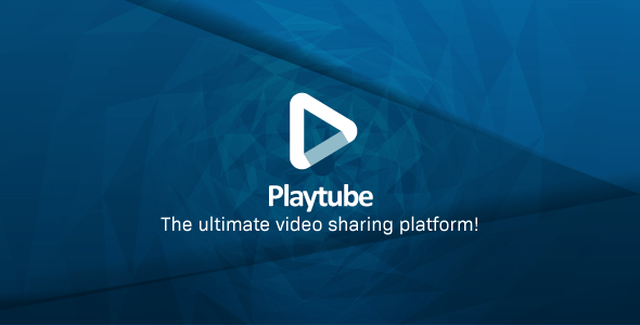 PlayTube v1.7 - The Ultimate PHP Video CMS & Video Sharing Platform - nulled