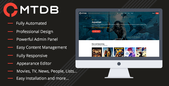 MTDb v3.0.8 - Ultimate Movie&TV Database