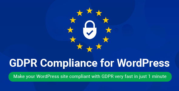 WordPress GDPR Compliance 2019 v1.9.2