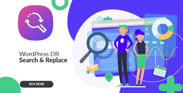 WordPress Database Search & Replace plugin v0.2.0