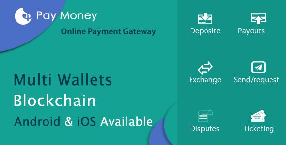 PayMoney v1.7 - Secure Online Payment Gateway