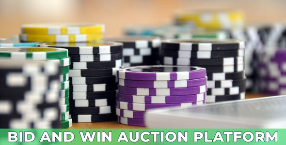 AucBID – Bid And Win Auction Platform