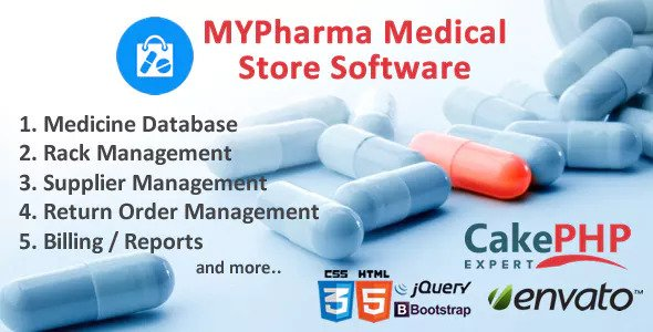 Open Source Medical Store Inventory Management Software – Codes Bolt