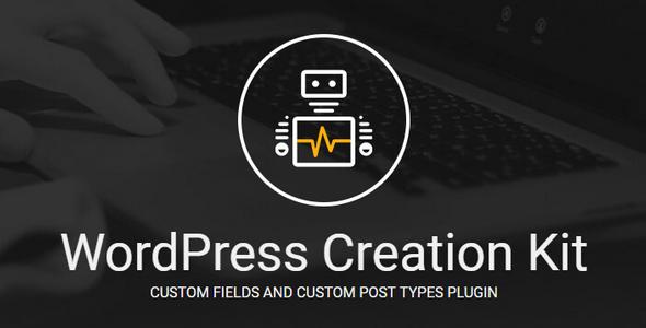 WordPress Creation Kit Pro v2.5.7