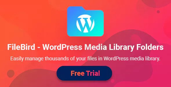 FileBird v2.5 – WordPress Media Library Folders