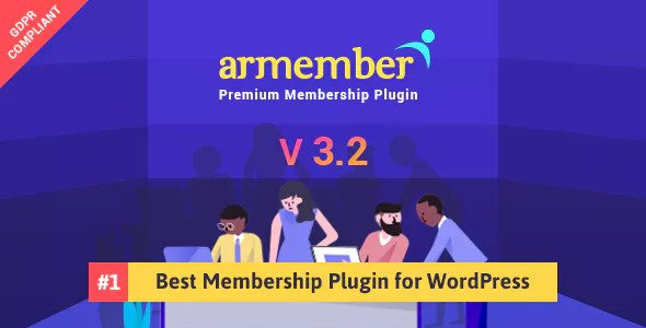 ARMember v3.2 – WordPress Membership Plugin