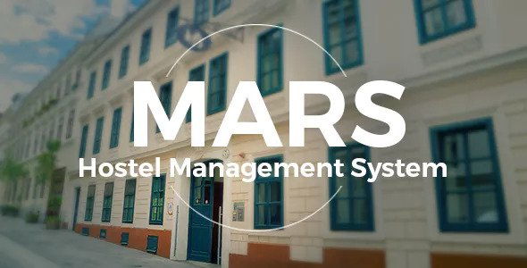 Mars - Hostel Management System