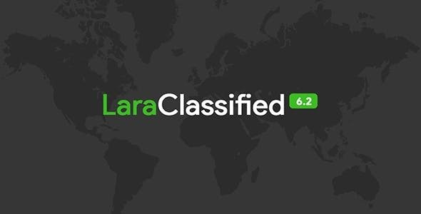LaraClassified v6.2 – Classified Ads Web Application – nulled