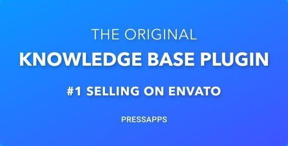 Knowledge Base v4.1.0 - Helpdesk | Wiki WordPress Plugin
