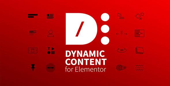 Dynamic Content for Elementor v1.8.3