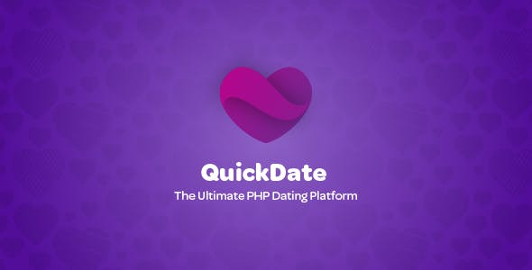 QuickDate v1.1.2 – The Ultimate PHP Dating Platform – nulled