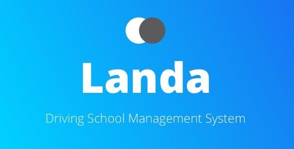 Landa v1.0 – Driving School Management System