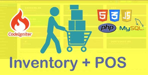Elegant POS v1.2 – Inventory Management System