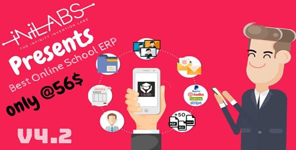Inilabs School Express v4.2 - School Management System