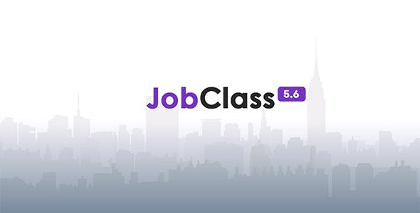JobClass v5.6 – Job Board Web Application – nulled