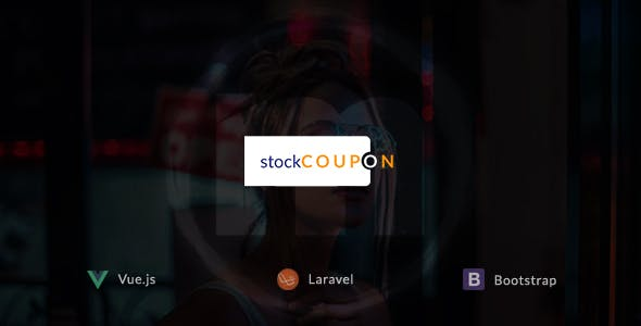 Stock Coupon v1.0 - Laravel Coupon and Deal CMS