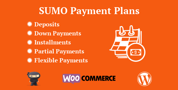 SUMO WooCommerce Payment Plans v5.4