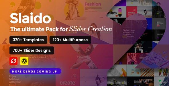 Slaido v2.0.4 - ZIPs Pack for Slider Revolution