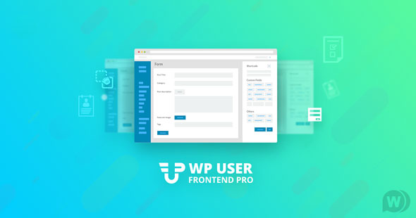 WP User Frontend Pro Business v3.1.8 – Ultimate Frontend Solution For WordPress