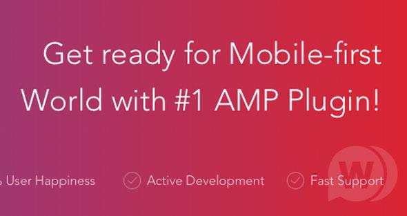 AMP for WP v1.0.14 + Extension Bundle