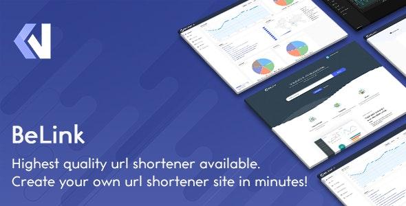 BeLink v1.0.2 – Ultimate URL Shortener