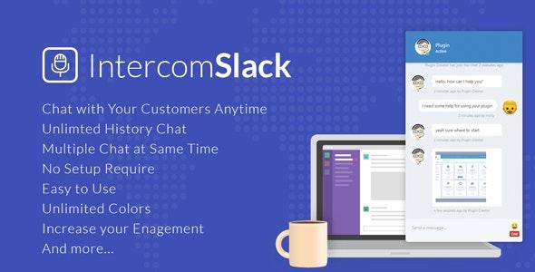 WP Intercom v1.2.2 – Slack for WordPress