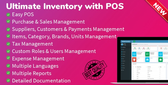 Ultimate Inventory with POS v1.3.9