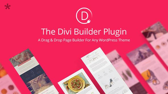 Divi Builder v4.6.3 - Drag & Drop Page Builder Plugin