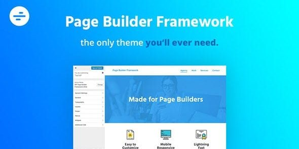 Page Builder Framework Premium Addon v2.1.3 + Framework v2.1.1