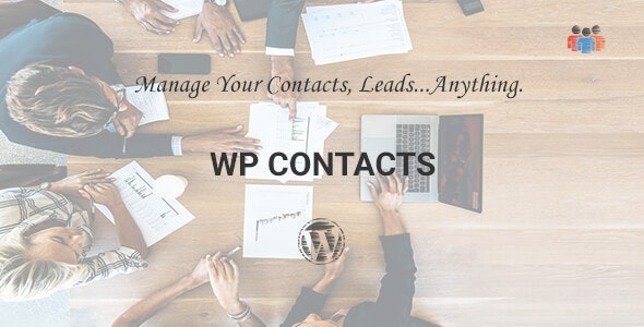 WP Contacts v3.2.7 – Contact Management Plugin