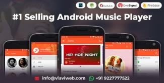 Android Music Player – Online MP3 (Songs) App (25 October 2019)