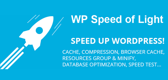WP Speed of Light v2.6.4 – Speed Up WordPress Pro