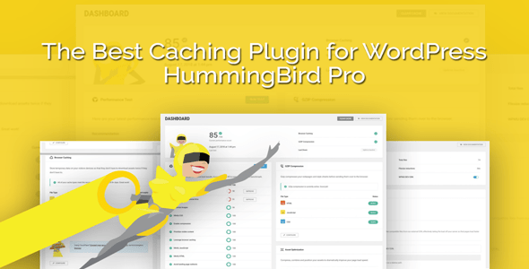 Hummingbird Pro v2.7.2 - WordPress Plugin