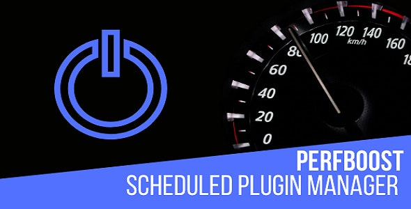 PerfBoost Scheduled Plugin Manager v1.0 – Boost WordPress Performance