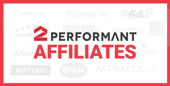 2PA v1.1 – WooCommerce 2Performant Affiliates WordPress Plugin