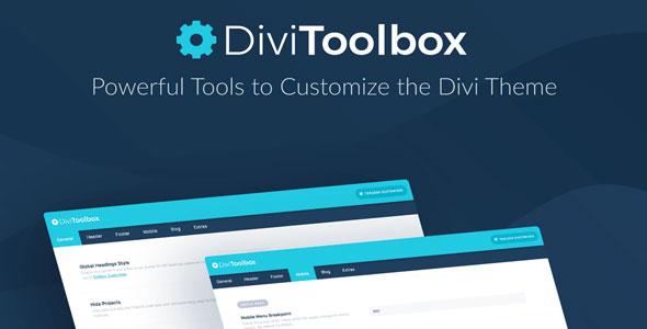 Divi Toolbox v1.6.1