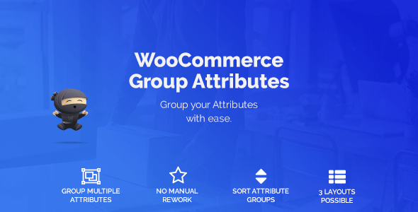 WooCommerce Group Attributes v1.7.3