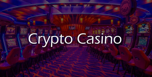 Crypto Casino v1.3.1 - Slot Machine - Online Gaming Platform - Laravel 5 Application