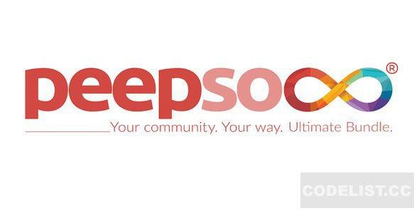 PeepSo Ultimate Bundle v2.8.0.0 - The Next Generation Social Networking Plugin