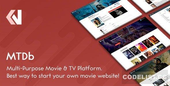 MTDb v3.2.2 - Ultimate Movie & TV Database