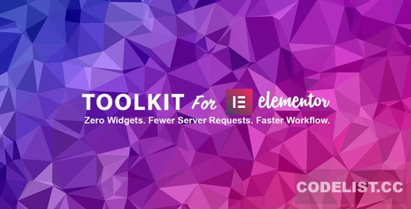 ToolKit For Elementor v1.0.4