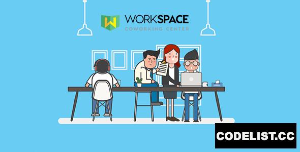 Workspace v1.1 - Creative Office Space Script Theme