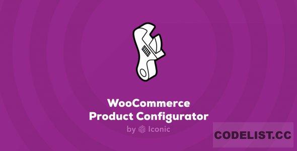 Iconic WooCommerce Product Configurator v1.3.9