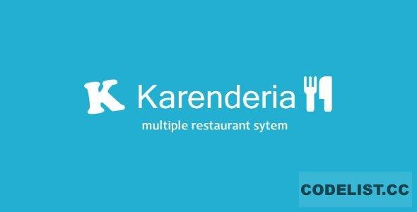 Karenderia v5.4.4 - Multiple Restaurant System