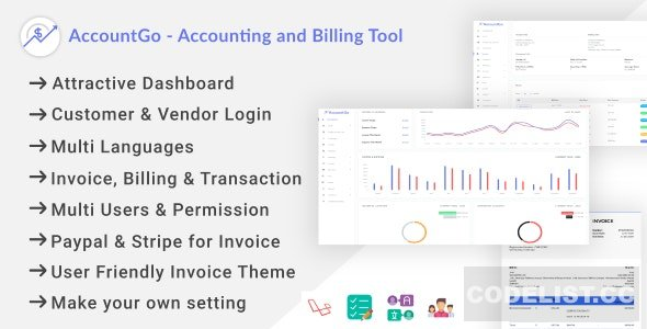 AccountGo v2.1- Accounting and Billing Tool