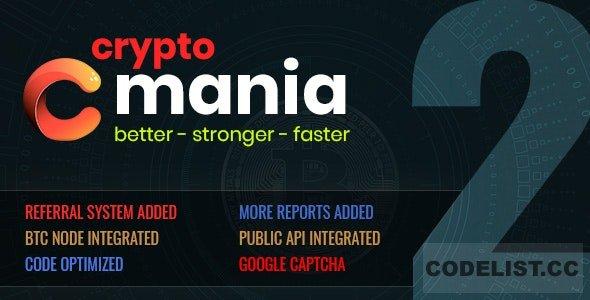 Cryptomania Exchange Pro v2.0.4 - cryptocurrency trade