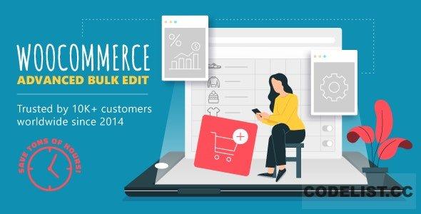 WooCommerce Advanced Bulk Edit v4.6