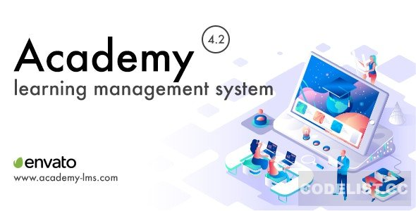 Academy Learning Management System v4.5 - nulled