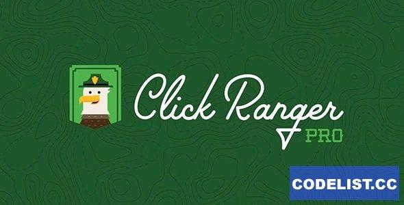 Click Ranger Pro v1.1.3 - Start Tracking User Clicks and More!