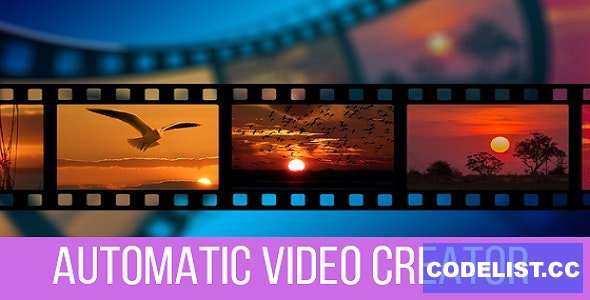 Automatic Video Creator v1.0.4 - Plugin for WordPress
